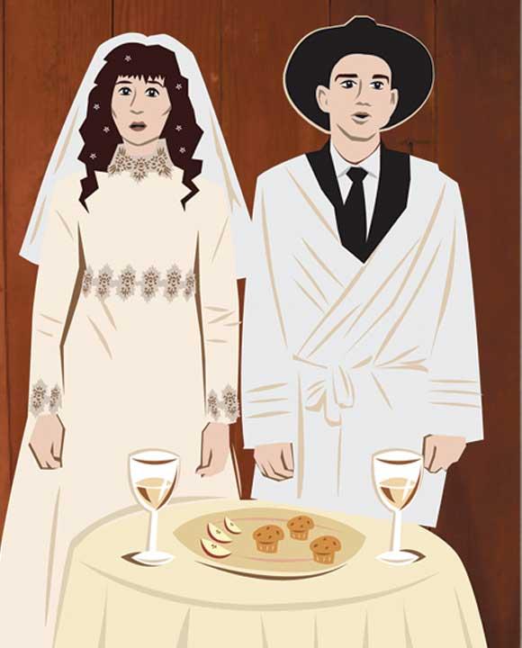 A Wedding as Theatre
