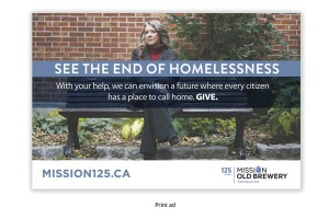 See the End of Homelessness