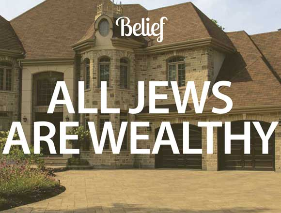 Jewish Stereotypes Revealed